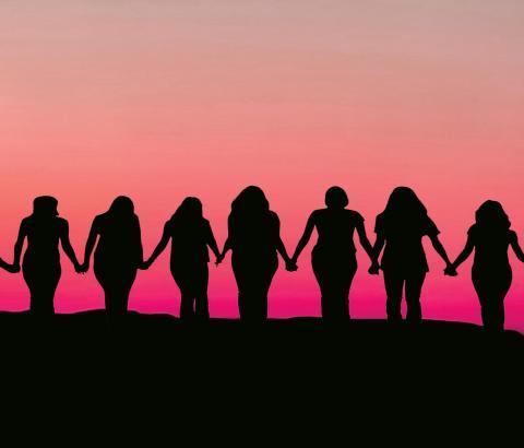 WEN women silhouette